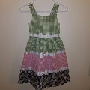 Crazy 8 Sleeveless Picnic Dress